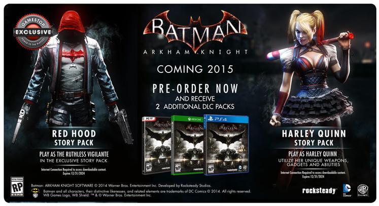 Red Hood jouable dans Batman : Arkham Knight | DCPlanet.fr