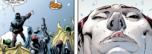 Review VO Robin Rises Omega #1