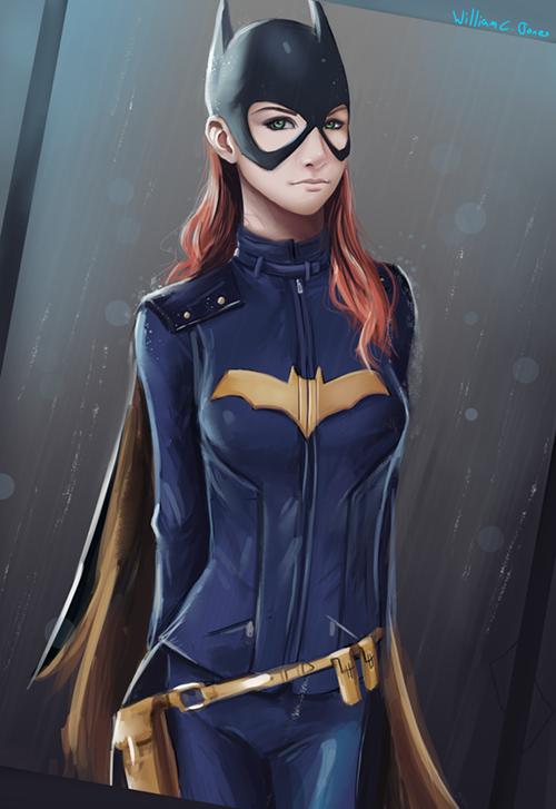 batgirl_by_williamcjones