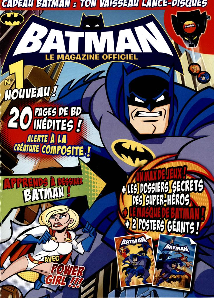 des magazines batman et jlu en kiosque. Black Bedroom Furniture Sets. Home Design Ideas