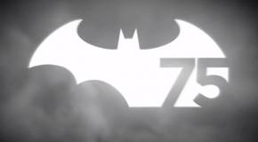 Un hommage vidéo pour les 75 ans de Batman