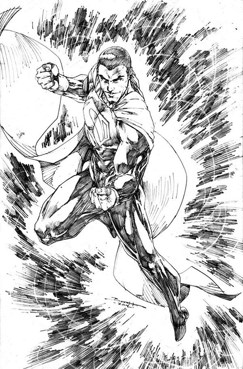 earth2-superman