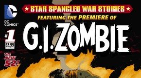 [Review VO] Star Spangled War Stories featuring G.I. Zombie #1