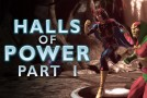 Le DLC Halls of Power Partie I de DCUO annoncé