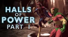 DCUO : Halls of Power Partie 1 dévoile son Trailer