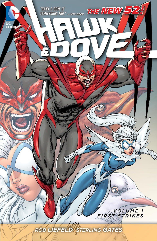 Hawk and Dove Vol 1 review