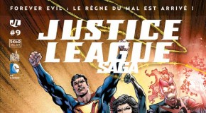 [Review VF] Justice League Saga #9