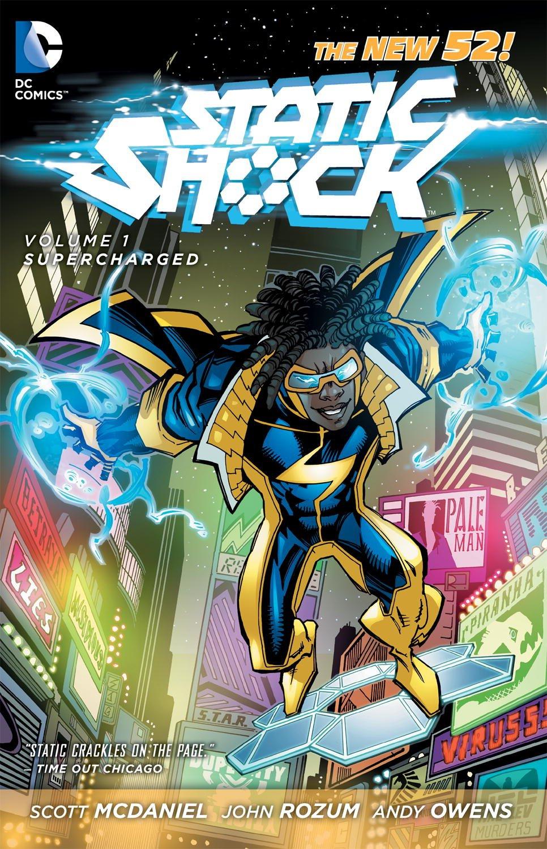 Static Shock Vol 1 review