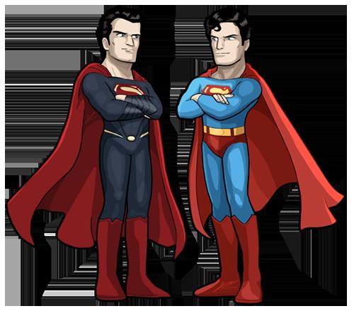 two_superman_by_sandikarakhim