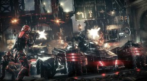 Un nouveau screenshot de Batman : Arkham Knight