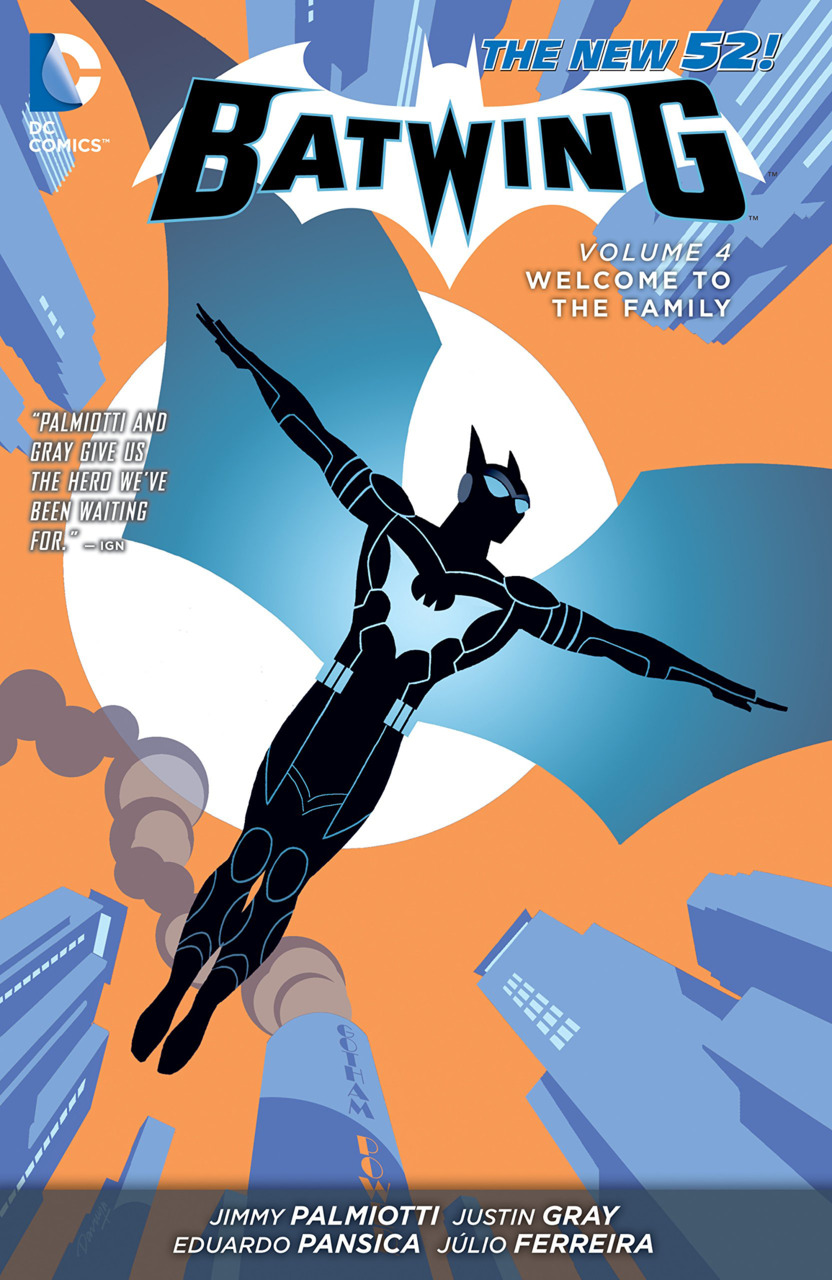 Batwing Vol. 4 : Welcome to the Family