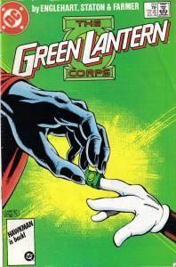 Green Lantern Corps 203 00