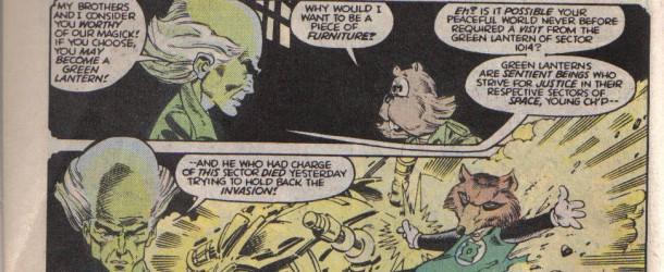 Green Lantern Corps 203 09