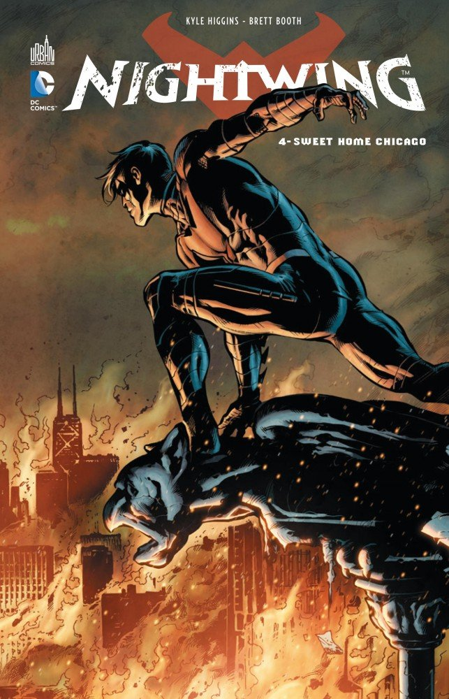 Review Nightwing tome 4