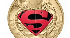 Quatre nouvelles pièces canadiennes pour Superman