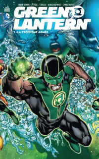 [Review VF] Green Lantern Tome 3-0
