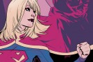 Johnson et Perkins sur Supergirl en Novembre