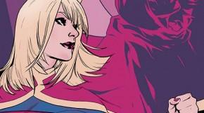 Johnson et Perkins sur Supergirl en Novembre