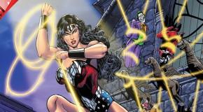 [Review VO] Sensation Comics feat. Wonder Woman #1