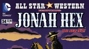 [Review VO] All-Star Western #34 (dernier numéro)