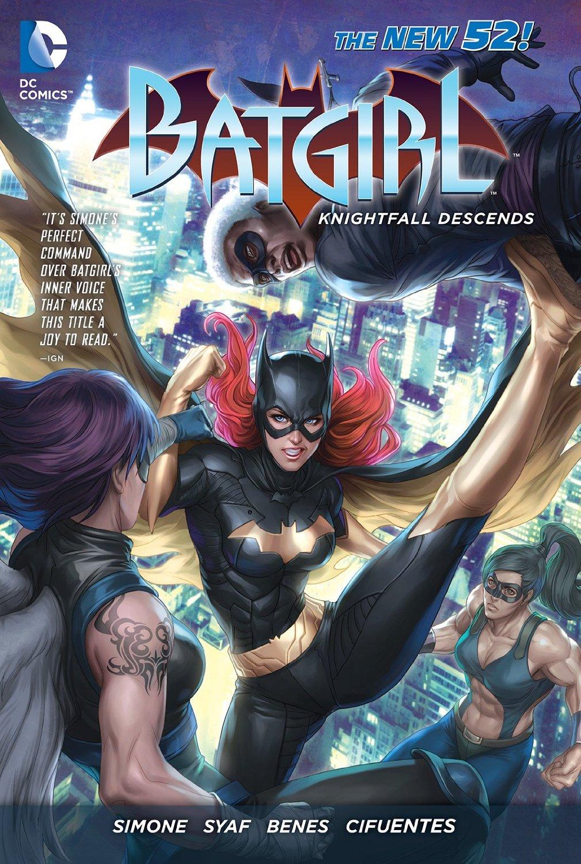 Batgirl Vol 2 review