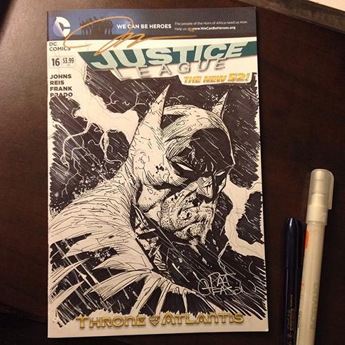 gleason-batman