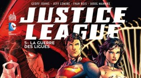[Preview VF] Justice League Tome 5