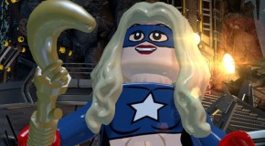 Doomsday, Stargirl et Sinestro dans Lego Batman 3