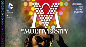 [Review VO] The Multiversity #1