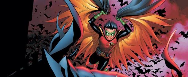 Batman & Robin Tome 1 : Tueur Né