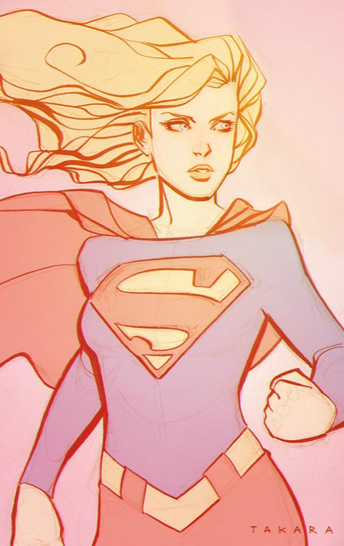 supergirl_by_marciotakara