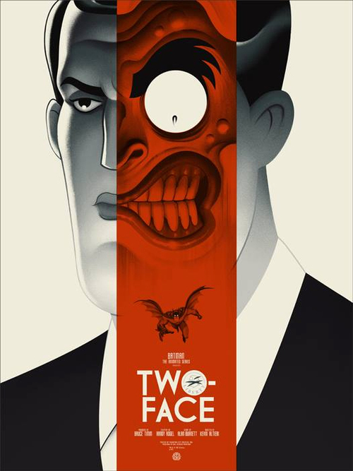 two-face-red