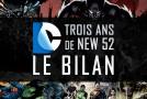 [Dossier] DC Comics : Trois ans de New 52