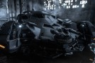 Zack Snyder révèle une photo officielle de la Batmobile