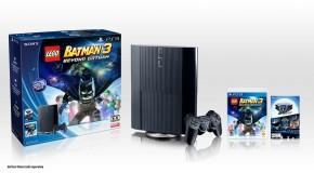 Un bundle PS3 avec Lego Batman 3