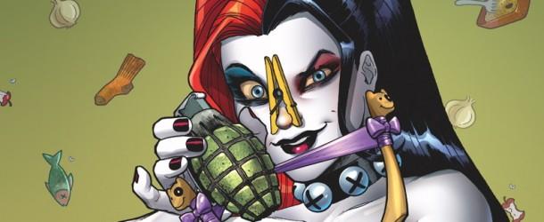 Actualités : DC Planet HarleyQuinn1_-610x250