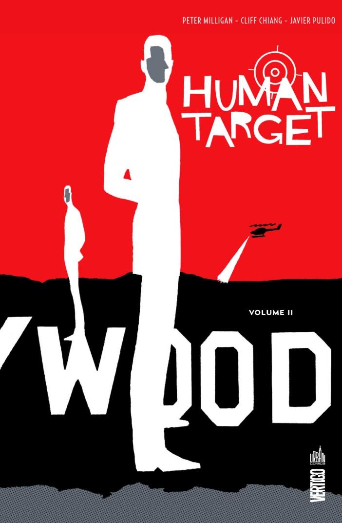 Critique Human Target Volume 2- Peter Milligan