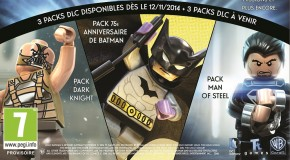 Un Season Pass pour LEGO Batman 3