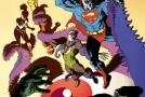 Les couvertures variantes de Multiversity : The Just #1
