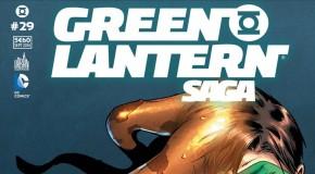 [Review VF] Green Lantern Saga #29