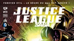 [Review VF] Justice League Saga #11