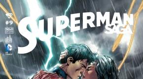 [Review VF] Superman Saga #9