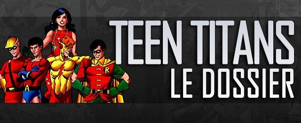 Actualités : DC Planet Teen-Titans-50ans-610x250