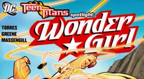 [Review VO] Teen Titans Spotlight : Wonder Girl