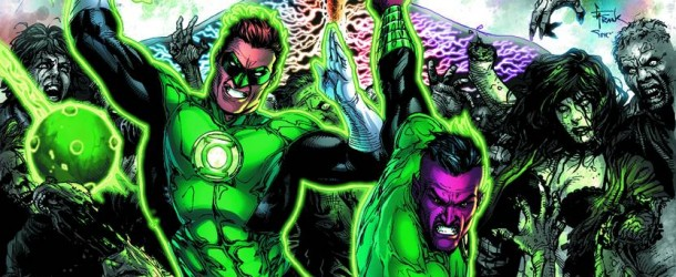 Actualités : DC Planet Wrath-of-the-first-lantern1-610x250