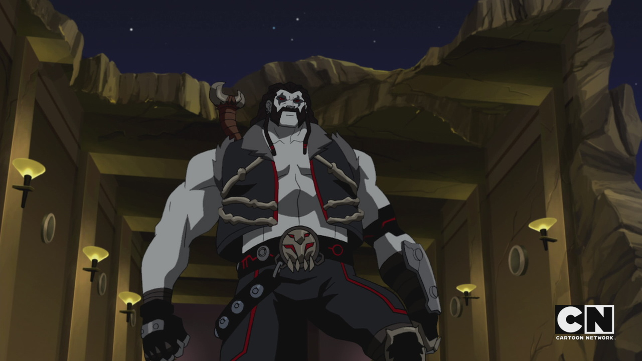 Bane Young Justice Young