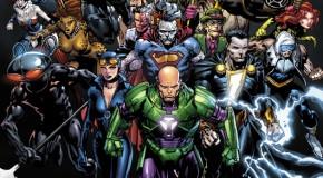 Geoff Johns évoque Forever Evil et la Justice League