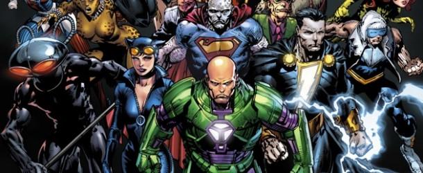 Actualités : DC Planet Luthor-forever-evil-johns-610x250