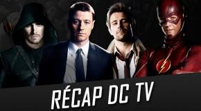 Récap DC TV #22 – The Flash prend du repos