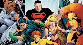 [Review VO] Teen Titans by Geoff Johns Omnibus